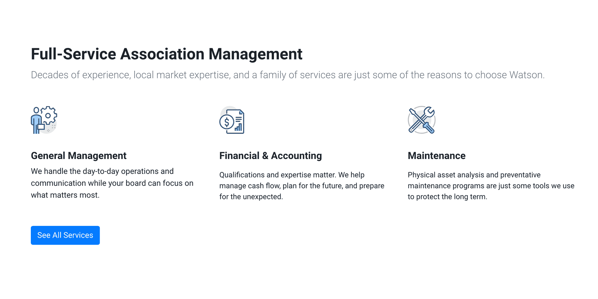 Assoc Mgmt Feature